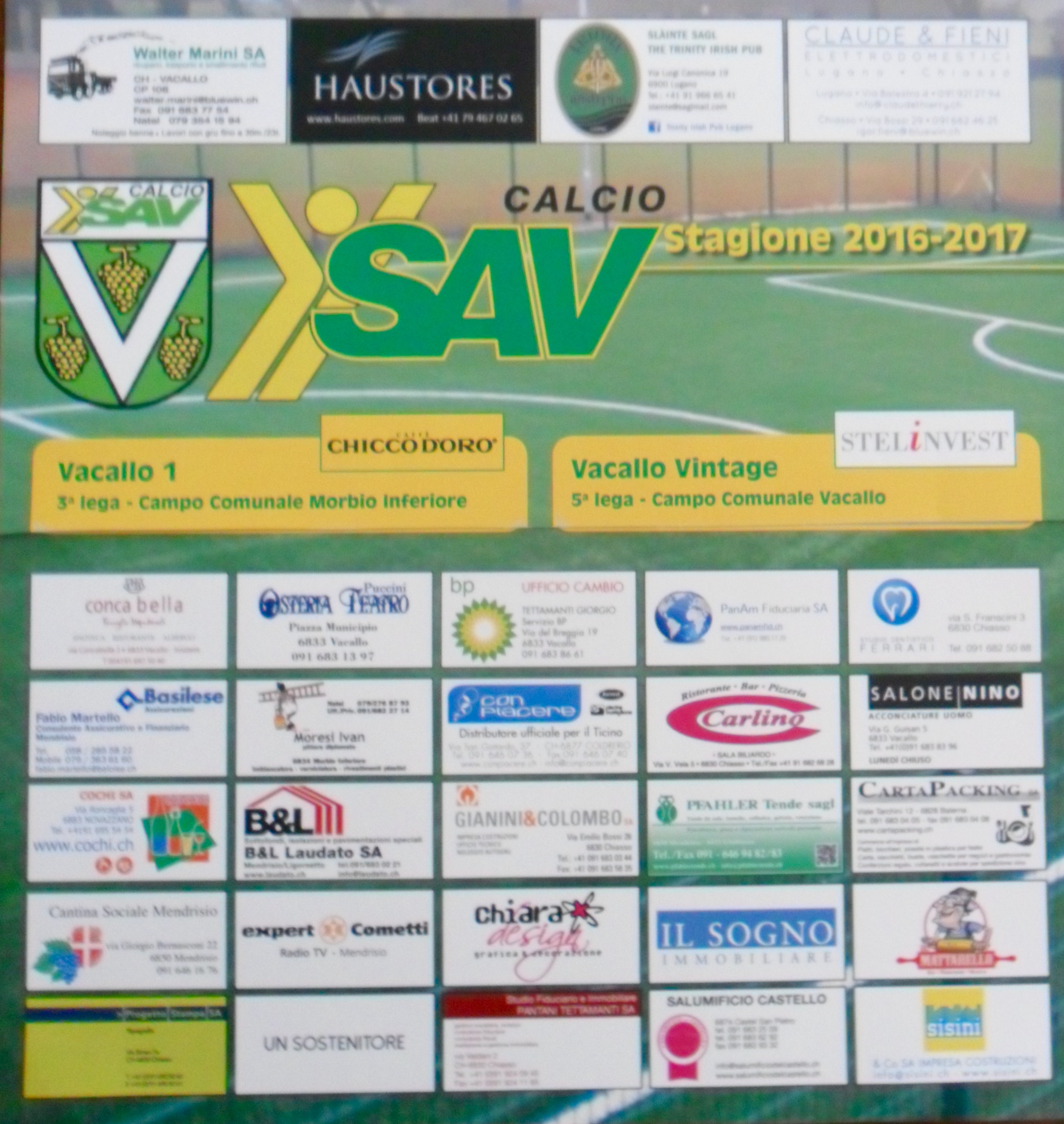 Sponsor 2016-17