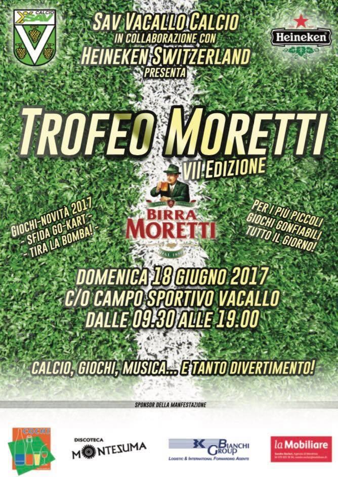 Trofeo Moretti 2017